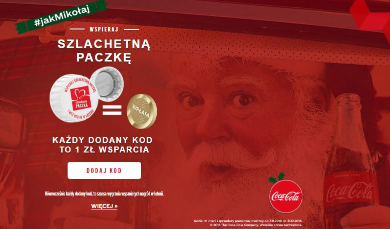 Polish Christmas 360° marketing campaigns