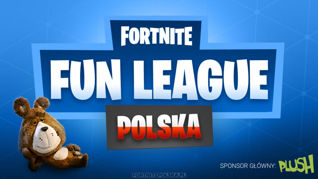 Fortnite Fun League Poland promotional graphics